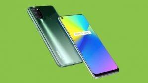Realme 7i: presentato il cameraphone con maxi batteria e display da 90 Hz