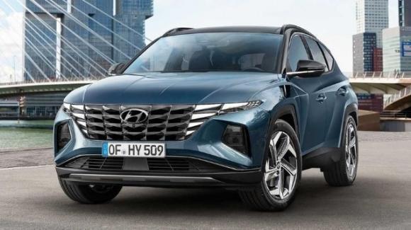 Hyundai Tucson: lo stile della quarta generazione non passa certo inosservato