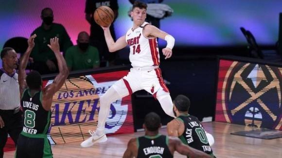 NBA Playoffs 2020: Miami Heat verso la finale, rimonta e 2-0 nella serie sui Boston Celtics