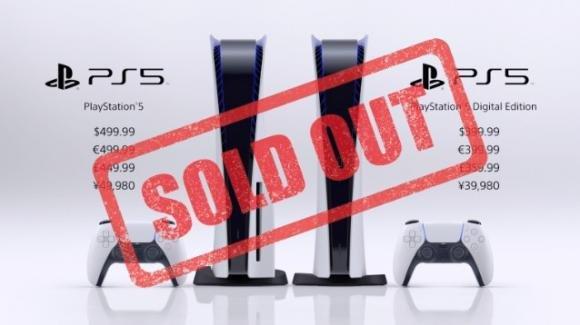 L'incubo dei preordini: Sony si scusa e promette nuove console in arrivo
