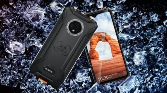 Oukitel WP8 Pro: in arrivo il rugged phone low cost da 5.000 mAh