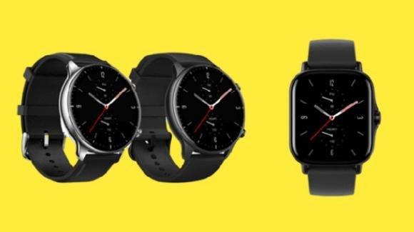 Amazfit GTR 2 e GTS 2: ufficiali i nuovi smartwatch di Huami/Xiaomi