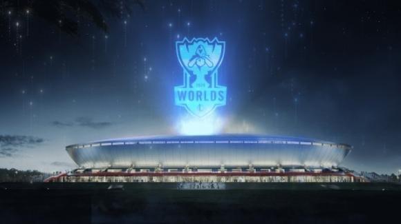 Campionati mondiali di League of Legends: edizione 2020