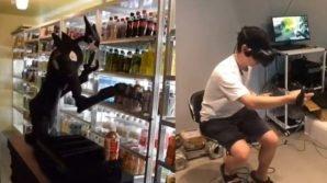 Arrivano i robot magazzinieri: la trovata in Giappone di FamilyMart