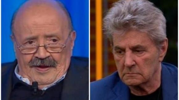 """GF Vip, Maurizio Costanzo commenta la squalifica di Fausto Leali: """"Non doveva entrare"""""""