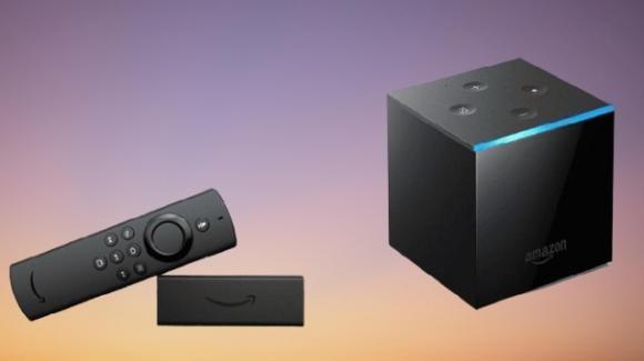 Fire TV Stick (anche Lite) e Fire TV Cube: la TV diventa smart grazie ad Amazon