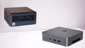 MiniPC: Minisforum sfida il gigante Intel, con un proprio computer compatto