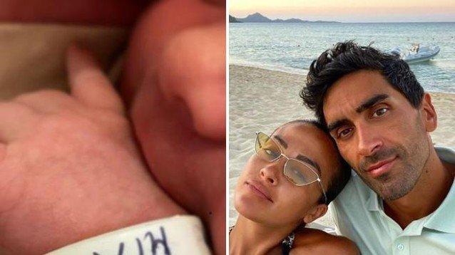 Filippo Magnini e Giorgia Palmas genitori: è nata la piccola Mia