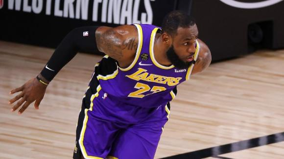 NBA Playoffs 2020: LeBron James show, Los Angeles Lakers alle Finals dopo dieci anni