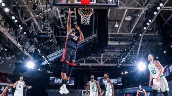 NBA Playoffs 2020: i Miami Heat raggiungono le Finals, Celtics piegati con un grande periodo conclusivo