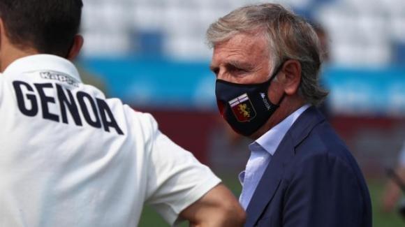 Genoa, trovati 14 positivi dopo il match contro il Napoli