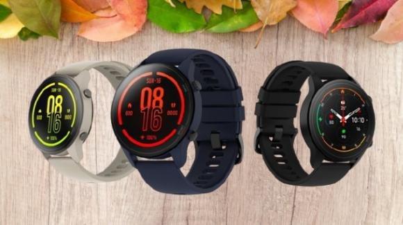 Mi Watch: da Xiaomi il nuovo smartwatch elegante, sportivo, con Alexa