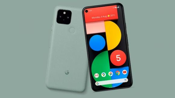 Pixel 4a 5G e Pixel 5: i nuovi smartphone di Google nobilitano la fascia media
