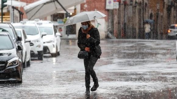 Dopo un'estate calda e senza piogge, torna il maltempo in Liguria