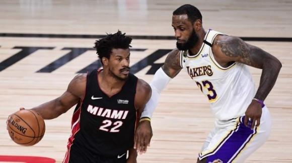 NBA The Finals 2020: Jimmy Butler eccezionale in tripla doppia, gli Heat si riprendono nella corsa al titolo