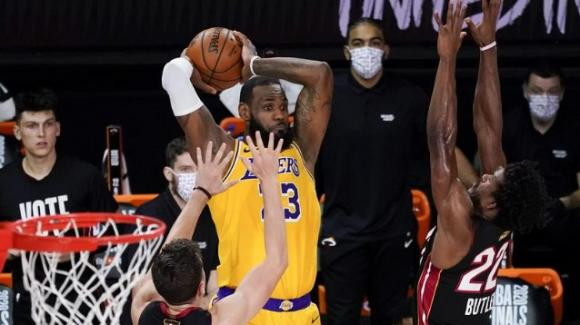 NBA The Finals 2020: gara 4 equilibrata, ma a trionfare sono ancora i Los Angeles Lakers