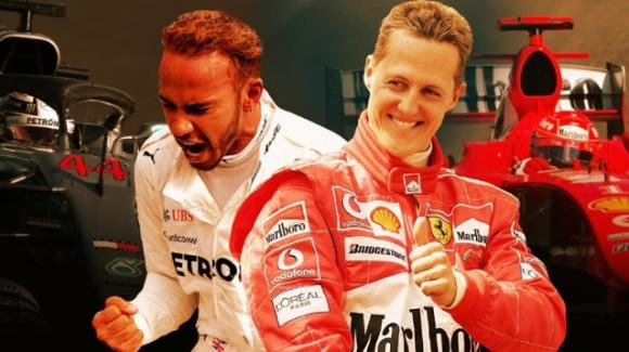 """Nico Rosberg su Michael Schumacher: """"Lo ritengo il più grande di tutti i tempi"""""""