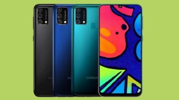 Samsung inaugura una nuova serie di smartphone, col Galaxy F41