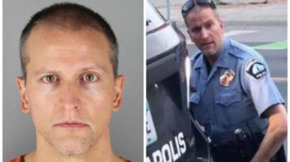 Usa, l'agente accusato della morte di George Floyd è di nuovo libero