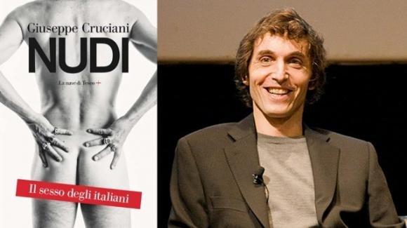 """""""Nudi"""", il nuovo libro di Giuseppe Cruciani: """"Lo scambismo salva il matrimonio"""""""