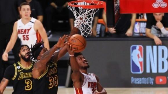 NBA The Finals 2020: gli Heat strappano in un finale da infarto la vittoria della serie ai Lakers