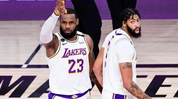 NBA The Finals 2020: i Lakers spengono gli Heat e diventano campioni per la diciassettesima volta