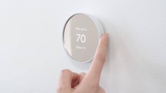Google presenta un nuovo termostato intelligente Nest