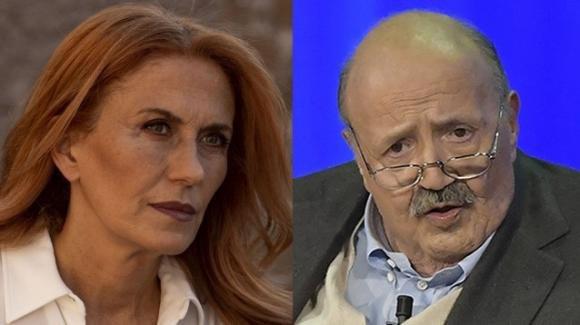 """""""Sette Storie"""", la replica di Monica Maggioni a Maurizio Costanzo: """"Non mi metto a fare le guerricciole"""""""