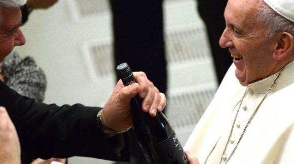 Il Vaticano è lo stato che consuma più vino di tutto il mondo