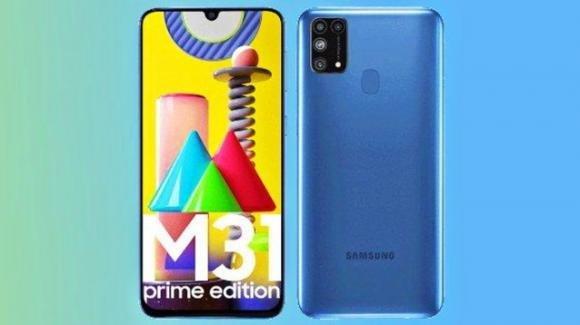 Samsung Galaxy M31 Prime Edition: un Fire Phone mancato con quadrupla postcamera