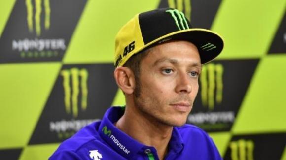"""Valentino Rossi positivo al Coronavirus: """"Sono triste e arrabbiato"""""""