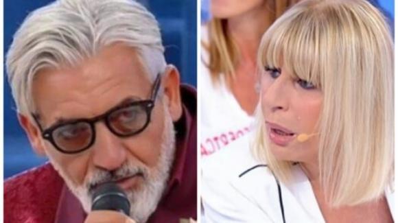 U&D: Gemma Galgani bacia Biagio, ma lui esce con Maria