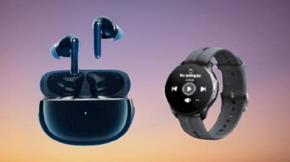Wearable by Oppo: presentati lo smartwatch Oppo Watch RX e gli auricolari Enco X