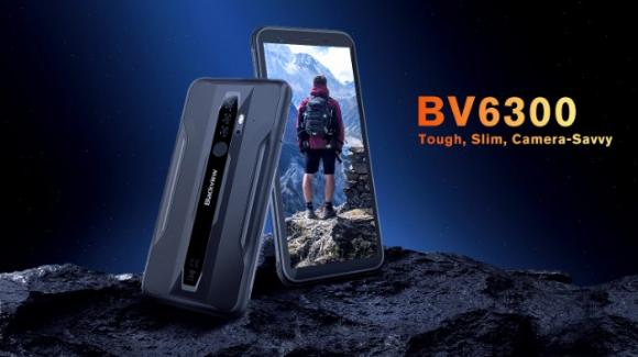 Blackview BV6300: in promo il nuovo rugged phone low cost