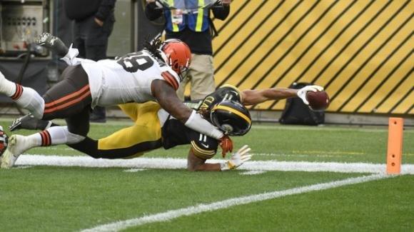 NFL 2020, 6a settimana: Steelers imbattibili contro i Browns, Chiefs corsari a Buffalo sui Bills