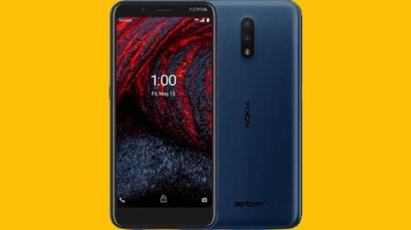 Nokia 2 V Tella: ecco il nuovo entry level finnico, con Android 10