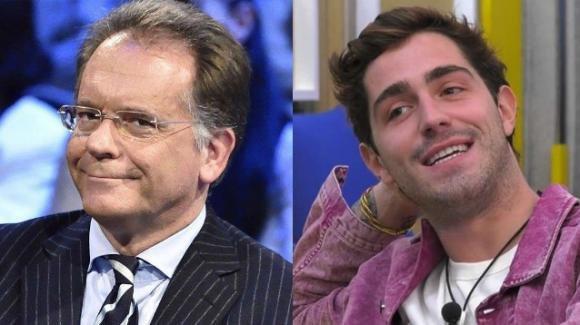 Alessandro Cecchi Paone svela il suo interesse per Tommaso Zorzi