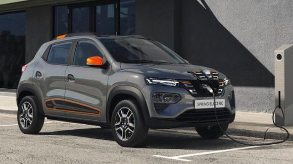 """Si chiamerà """"Spring"""" la prima elettrica low cost di casa Dacia"""