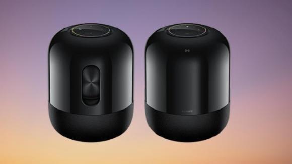 Huawei Sound: ufficiale il nuovo smart speaker con sound immersivo a 360°