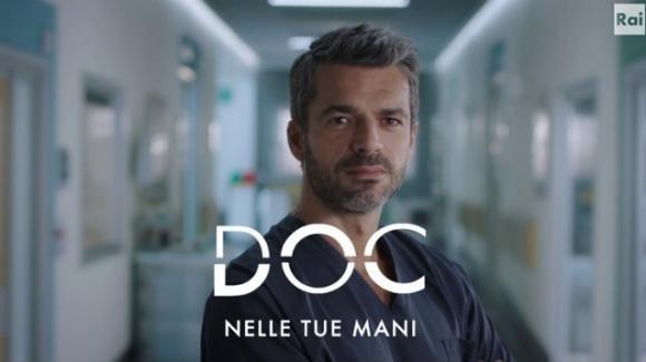 Doc – Nelle tue mani: la fiction con Luca Argentero si conferma leader negli ascolti