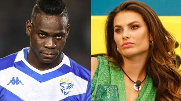GF Vip, Balotelli: shock sul web per la battuta sessista rivolta a Dayane Mello