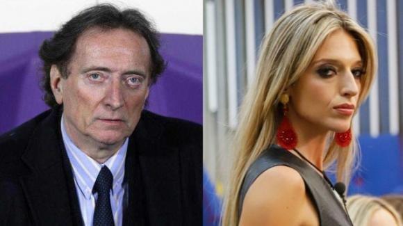 """Amedeo Goria critica la figlia Guenda: """"Bipolare e bellicosa con tutti gli uomini"""""""