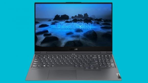 Lenovo Legion Slim 7: ecco il nuovo gaming laptop ultraslim con AMD Ryzen 2