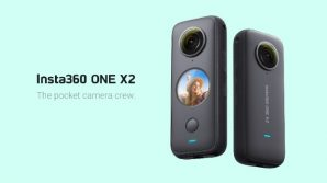 Insta360 ONE X2: ufficiale la compact camera per riprese a 360° in 5.7K