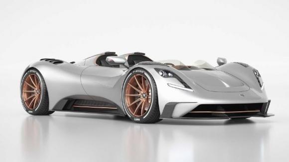 Ares S1 Project Spyder: ufficiale la supercar italiana icona di stile e velocità