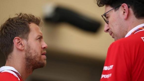 """I sospetti di Vettel sulle prestazioni di Leclerc: """"Macchina più veloce, non sono un idiota"""""""