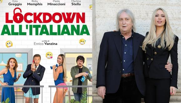 "Il film ""lockdown all'italiana"" esce dalle sale causa lockdown"