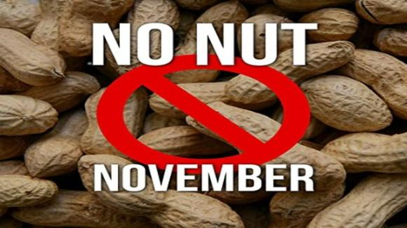 Spopola la No Nut November, la challenge che consiste nell'astenersi dalla masturbazione per tutto il mese di Novembre