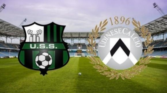 Serie A Tim: probabili formazioni di Sassuolo-Udinese
