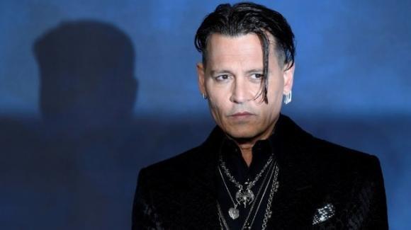Animali fantastici e dove trovarli 3: Johnny Depp licenziato